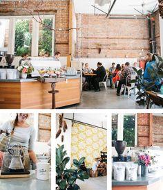 Scout | Happy Coffee - San Luis Obispo, California
