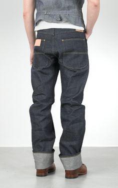 Lee Originals The Archives 1934 131 Cowboy Jeans Dry