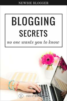The 5 blogging secrets no one wants you to know