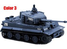 RC Tank Toy Great Wall 2117 Remote Control Tank Mini Tiger Battle Tank Toy Best Christmas Gift for Kids Christmas Gifts For Kids, Christmas Toys, Remote Control Toys, Radio Control, Rc Tank, Old Time Radio, Battle Tank, 6 Years, Military Vehicles