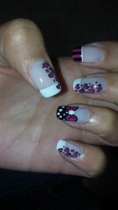 Nails beauty.