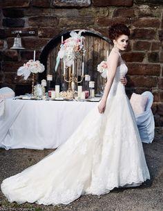 Wedding Decor & Fashion editorial