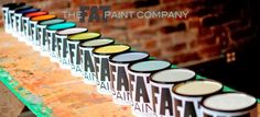 The FAT Paint Company - Blogspot of retailers