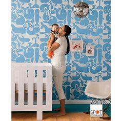 Sunday Snuggles are the best... 💕 📸 @fitpregnancy  #eichocrib #moderncrib #modernnursery #modernbaby #baby #modernstyle #moderndesign