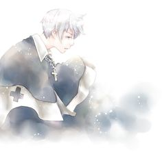 I love art that depicts Prussia as a more somber, pious Teutonic knight.