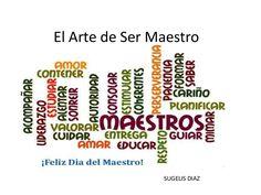 El arte de ser maestro by alejandromartinezgarcia96 via slideshare