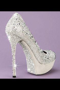 Diamonds are a girls best friend :-)