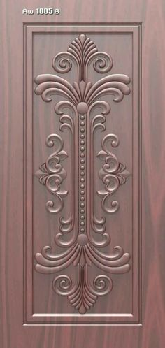 66 ideas for main door design entrance carving Wooden Front Door Design, Double Door Design, Door Gate Design, Room Door Design, Door Design Interior, Wooden Front Doors, Glass Door Coverings, Painted Interior Doors, Cottage Front Doors