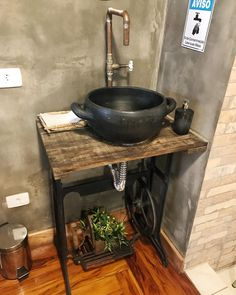 Farmhouse Bathroom Decor Ideas As far as home-improvement projects go, it's not the scale of the changes that you make. Nautical Bathroom Decor, Rustic Bathroom Designs, Rustic Bathrooms, Small Bathroom, Bathroom Wall, Bathroom Ideas, Modern Garage, Bathroom Interior, Room Decor Bedroom