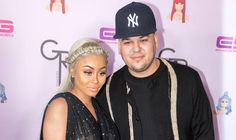 Rob Kardashian & Blac Chyna Slam Breakup Rumors: 'We've Been Together The Whole Time' #Entertainment #News