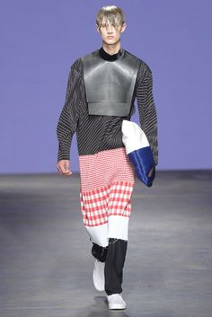 Nicomede Talavera for MAN Men's Spring 2015