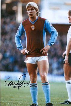 Gary Shaw - Aston Villa - as a player.