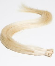 Mèche Naturelle Extension Blond Platine 50cm