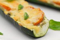Hovkonditorn: Baked Zucchini