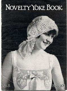Novelty Yoke Book No.8. Novelty Art Studios, Illinois, 1917 - Doris - Picasa Web Albums