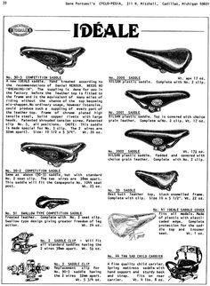 74 best Ideale saddles, Tron & Berthet S.A. images on