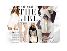 FURfect by lasula on Polyvore featuring Kershaw, fauxfur and lasula