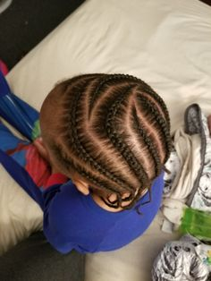 Make braids styles Kids Cornrow Hairstyles, Kids Hairstyles Boys, Little Boy Hairstyles, Cute Braided Hairstyles, Girl Hairstyles, Cornrows For Boys, Braids For Boys, Braids For Black Hair, Little Boy Braids Styles