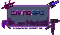 Divine RPG Mod para Minecraft 1.4.6 y 1.4.7
