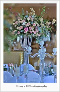 Chez Charlene Wedding Venue Decor