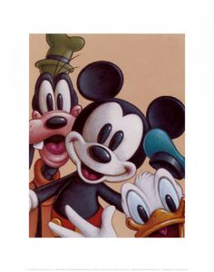 Mickey, Donald, and Goofy: Friends Forever