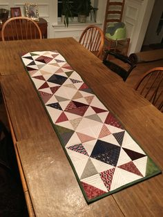 Quick table runner