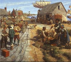 Check out this site for facts about important aspects of Colonial Life. Colonial Life of people in the first 13 colonies. Fast facts about the American Colonial Life Karl Marx, Us History, American History, History Education, Teaching History, Family History, Jamestown Colony, Jamestown 1607, Medieval