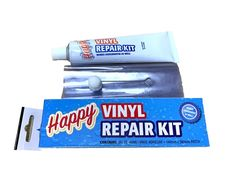 This high quality Repair Kit Includes: Vinyl Adhesive. x Patch x 2 Adhesive Spreader. Can be used for: Inflatables. This Vinyl Repair Kit can be used underwater as w Happy Hot, Vinyl Pool, Pool Liners, Pool Chemicals, Vinyl Cover, Kit, Adhesive Vinyl, Swimming Pools, Hot Tubs