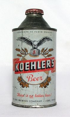 1000 images about beer cans cone tops on pinterest beer for Michaels craft store erie pa