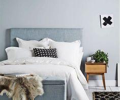 Shop the look - Fabric bedheads... — DOT + POP