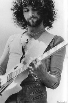 Lindsey Buckingham...back in the day