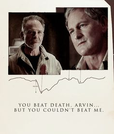 """Arvin, you beat death, but you can't beat me."" Famous last words by  Jack Bristow on #Alias - Episode 5.17"