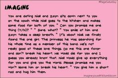 Niall Imagine(: