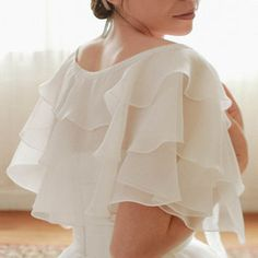 Best Lace Capelet Wedding Products on Wanelo