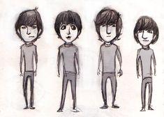 glockart: ART: Beatles