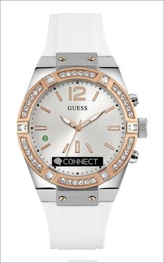 GUESS Connect Lady, die smarte Fashion-Revolution