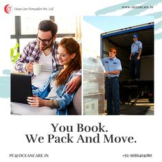 Moving with OCF is a smooth and fast process. From Bangalore to any part of the World and from any part of the World to Bangalore. Zara Man Jacket, Packing To Move, Relocation Services, Supply Chain, Company Names, Manchester United, Etsy Vintage, Transportation, Ocean