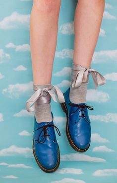 Rookie » DIY Embellished Socks