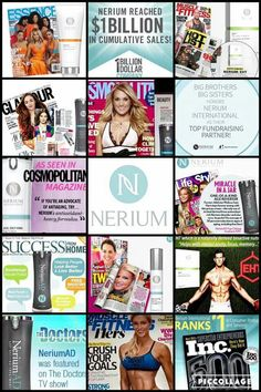 Nerium international doesn't endorse or pay for advertising.. So when you have Great Products back by Real Science people take notice and advertise for you!! Check out my Website or email me let's get started today!! gtoomer009@gmail.com or gtoomer.nerium.com