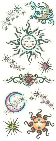New Tattoo Moon Goddess Sun Ideas Sun Tattoos, Body Art Tattoos, Tattoo Drawings, Art Drawings, Infinity Tattoos, Celtic Tattoos, Colorful Drawings, Sleeve Tattoos, Tatoos