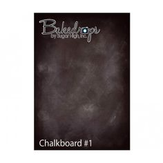 Fondo para fotografía. Chalkboard. Modelo 01