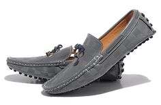 grey suede loafers Reviews - Online Shopping Reviews on grey suede ...