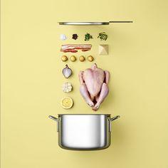 Visual Recipes by Mikkel Jul Hvilshoj Eva Trio food styling series / vol. Food Design, Food Styling, Recipe Organization, Food Quotes, Food Photography Styling, Cooking Photography, Desert Recipes, Tupperware, Creative Food