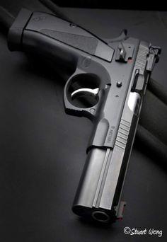 CZ 75 CTS LS-P SA/DA 9mm Black
