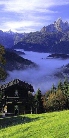 Berchtesgaden, land - Bavaria, Germany