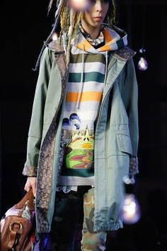 111d9c0d7e29 Marc Jacobs Spring 2017 Ready-to-Wear Fashion Show