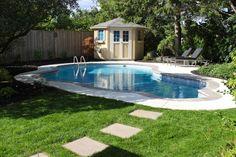 Backyard Getaways - Custom Swimming Pools & Backyards Toronto