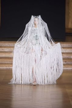 Yiqing Yin Haute Couture Spring/Summer 2013    [Wore this to the grocery yesterday. It was problematic. ~KP~]