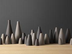Sylvie Godel: Porcelain works Ice bliss, 2013... – Ceramics Now