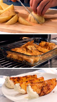 Vegetable Recipes, Chicken Recipes, Tapas Bar, Cooking Recipes, Healthy Recipes, Finger Foods, Food And Drink, Appetizers, Tasty